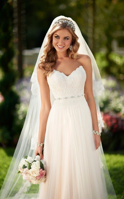 10074 Normans Bridal Gown