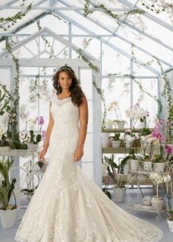 12027 Normans Bridal Gown