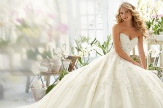 12036 Normans Bridal Gown