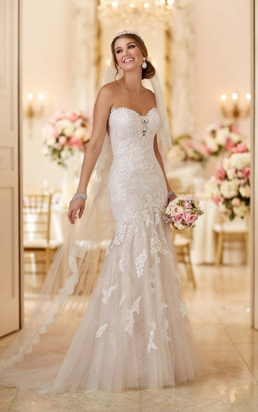 12060 Normans Bridal Gown