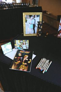 Will and Kristen's Comic Wedding