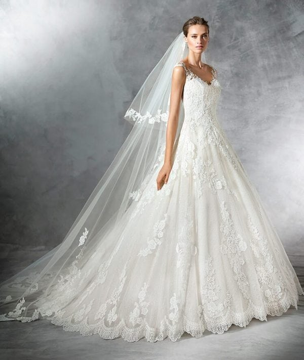 13932 Normans Bridal Gown
