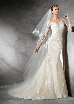 14051 Normans Bridal Gown