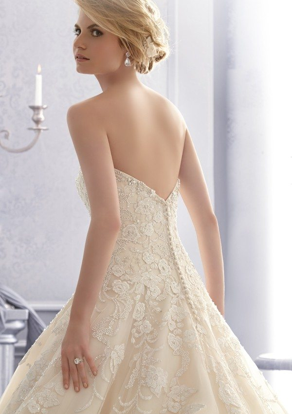 9176 Normans Bridal Gown