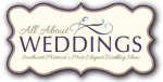 all about weddings logo